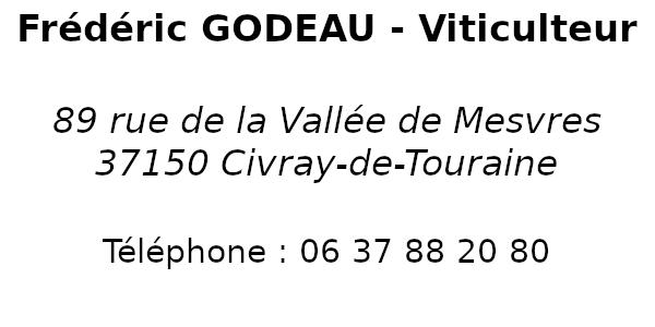 Frédéric GODEAU – Viticulteur