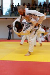 Une 3ème place au Tournoi international d'Orléans de Jujitsu pour Julien Palisseau