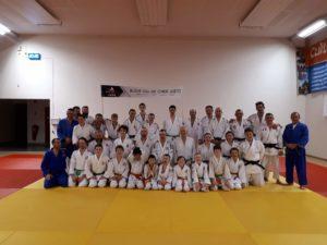 Soirée avec la Judo Team 37!