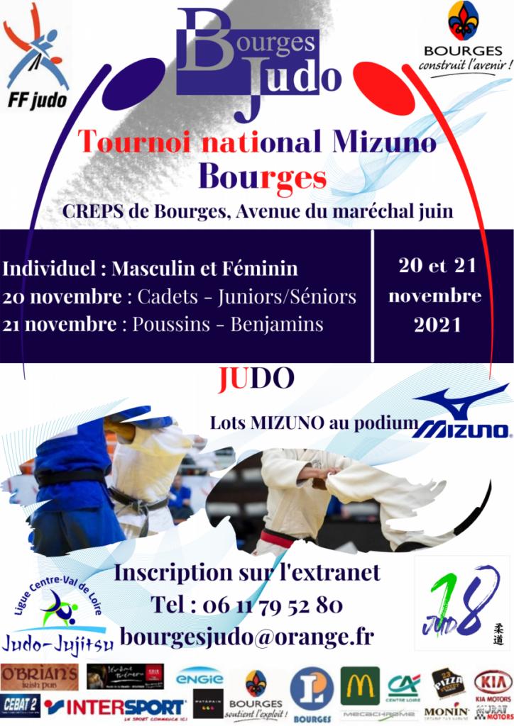 Tournoi de Bourges 2021 Poussins/Benjamins